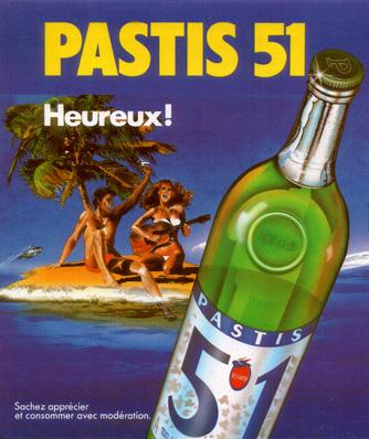 Campagne Pastis 51 1983