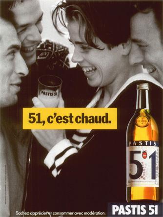Campagne Pastis 51 1989