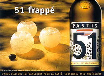 Campagne Pastis 51 1999