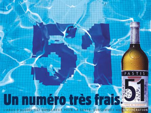 Campagne Pastis 51 2001