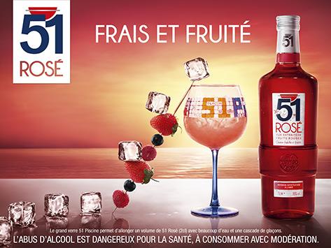 Campagne 51 Rosé 2013