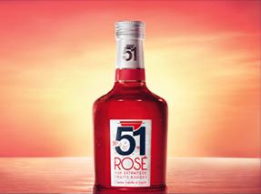 nouvelle campagne 51 Rosé