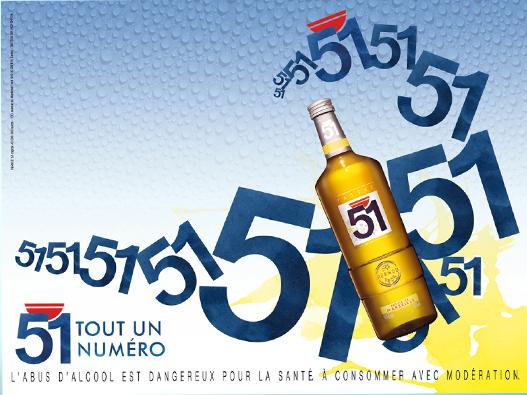 Campagne Pastis 51 2009