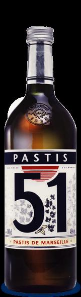 Bouteille Pastis 51 1999