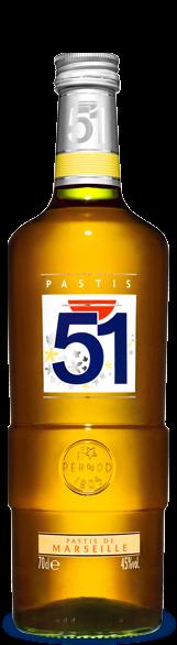 Bouteille Pastis 51 2010