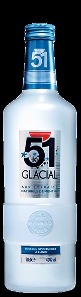 Bouteille Pastis 51 Glacial 2014